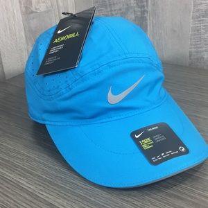 Aerobill Lightweight Tailwind Cap blue/silver